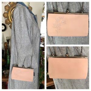NWT Vintage BLUSH Pink Shoulder Bag